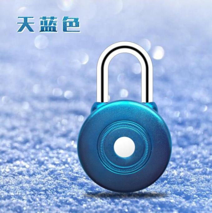 Wireless Remote Control Padlock Vibration Transducer For Door Closet Safe