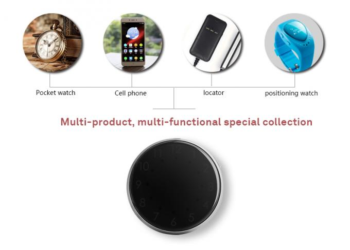 Geo - Fence Alarm Portable GPS Tracker Long Battery Life With Android IOS APP