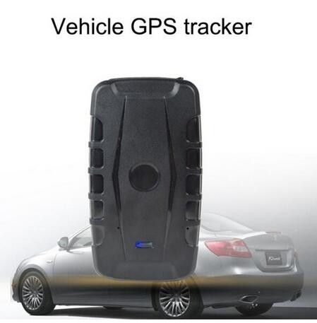 GPRS Google Map Online Long Lasting Battery Gps Tracker  Remote Power Cut - Off