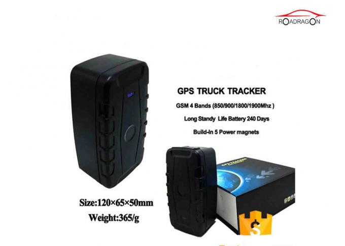 3G Magnetic Vehicle Tracker GPS Blind Spot Alert CE ROHS FCC Certificated