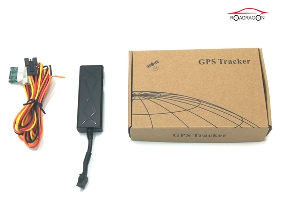 Anti - Thief Alarm Vehicle GPS Tracking Devices , Hidden Gps Tracker For Car
