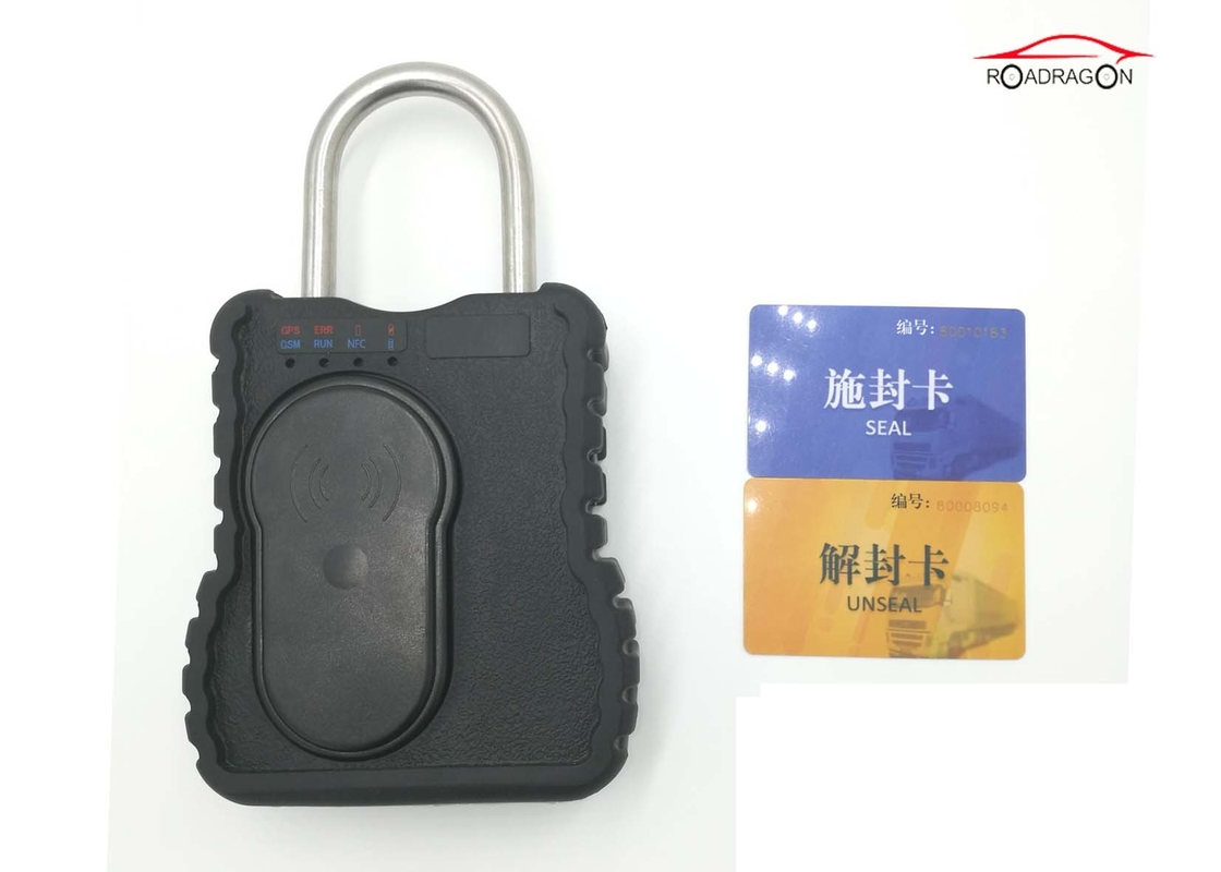 Long Standby GPS Tracking Padlock SMS Theft Prevention