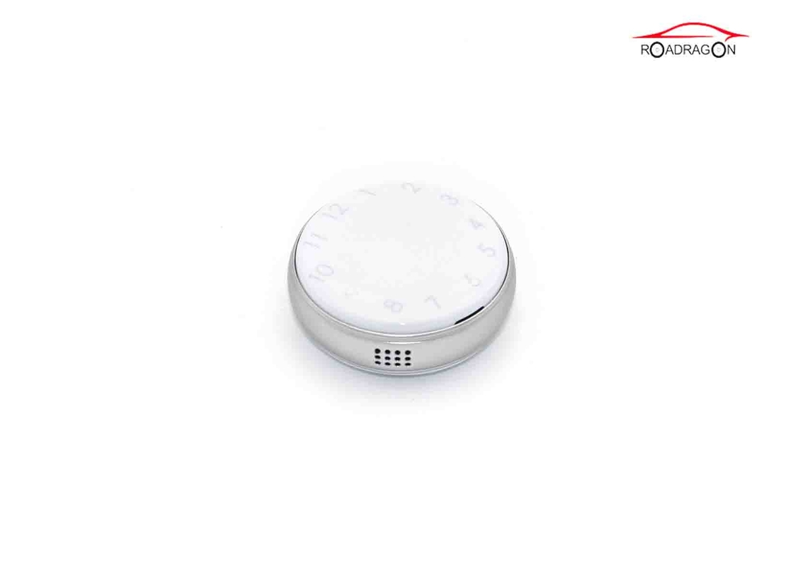 Coin Size Portable Tracking Devices Two Way Audio SOS Button Support G - Senser