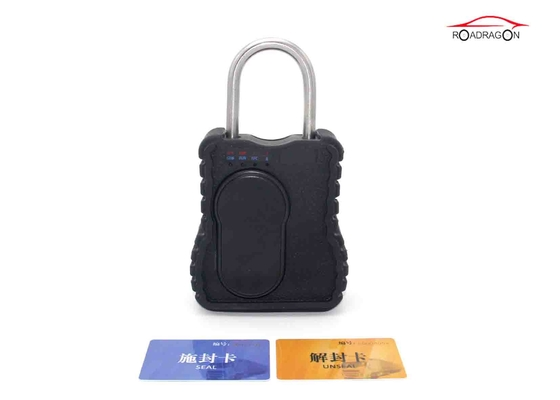 China Dampproof Remote Control Padlock , Alerts Security IoT Intelligent Padlock  factory