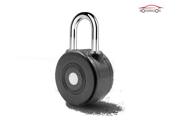 Smart Waterproof Remote Control Padlock ,  Wifi Controlled Lock Logistic Morse Code