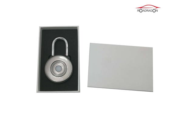 China Theft Prevention GPS Tracking Padlock Digital Low Power Alarm Batch Production factory