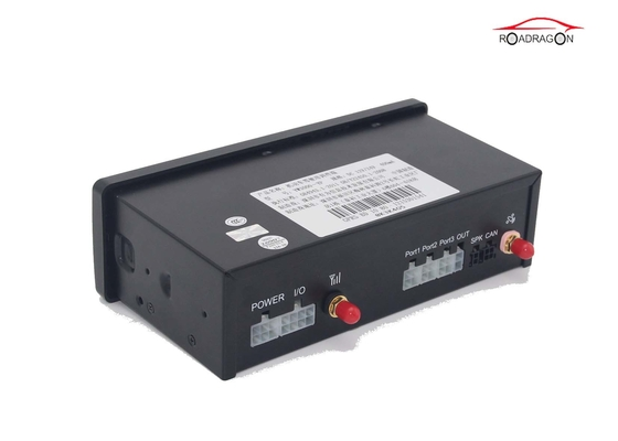 China LED Screen GPS Fleet Tracking Devices , Buy Car Tracking Device Print Module Meter factory