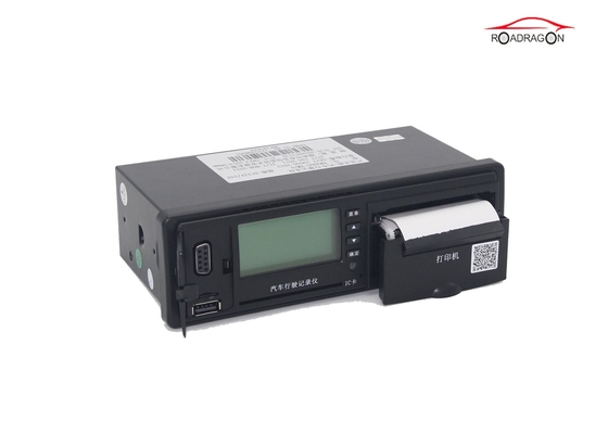 GPS Digital Tachograph