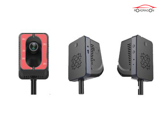Virtual Bumpers Face Recognition Camera , Forward Vision Face Detection Camera